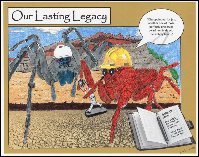 Our Lasting Legacy