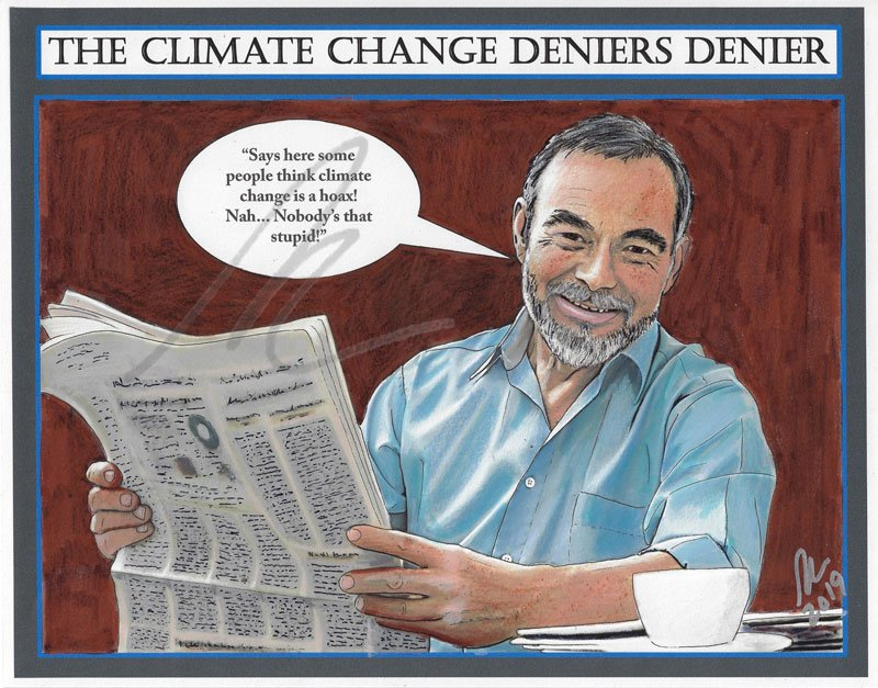 The Climate Change Deniers Denier