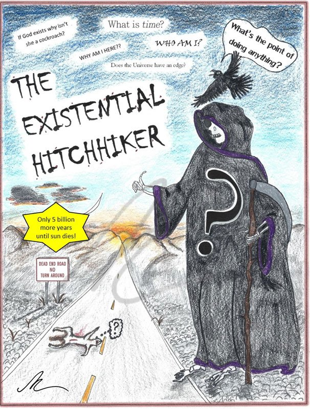 The Existential Hitchhiker