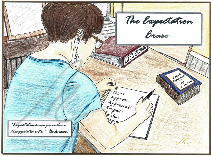 The Expectation Eraser