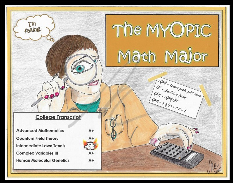 The Myopic Math Major