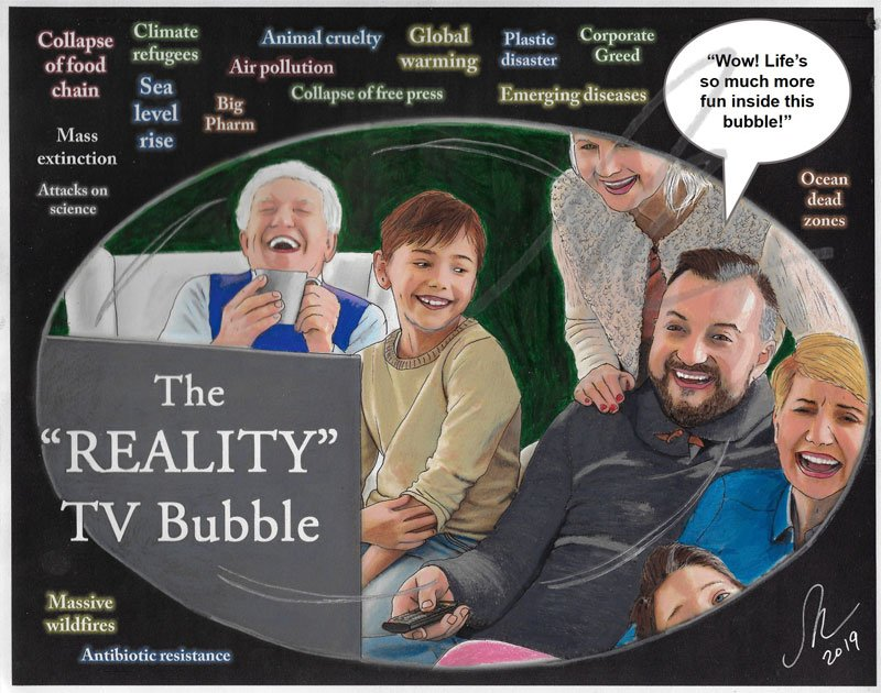 The Reality TV Bubble