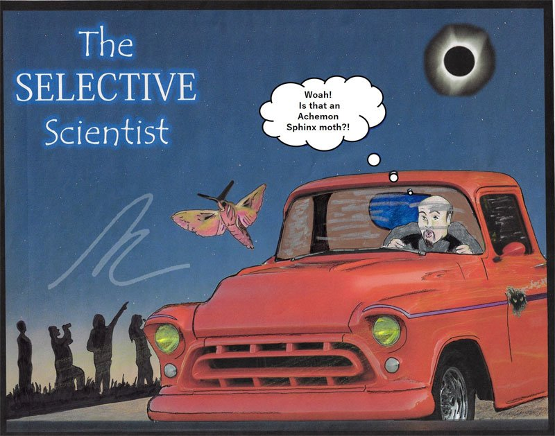 The Selective Scientist
