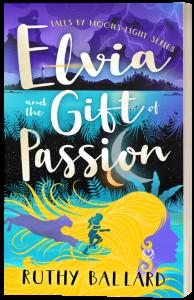 passion book cover